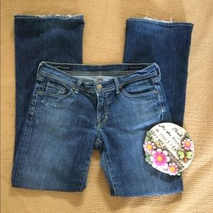 Citizens of a Humanity Boot Cut Jeans